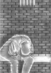 "Kennath Artez Henderson - ""Solitary Confinement"" (pencil on paper)"