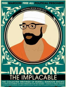 maroon poster small